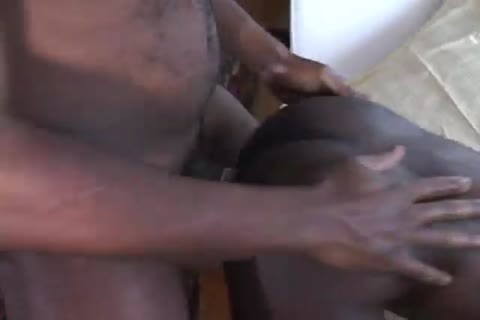 ONE ugly plump dark chap FUCKEN WITH TWO gorgeous dark guys  plow ONE