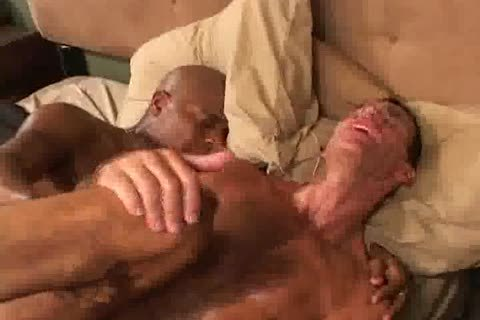 mouth And anal Full Of big dick