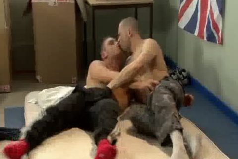 two filthy males Fred Faurtin