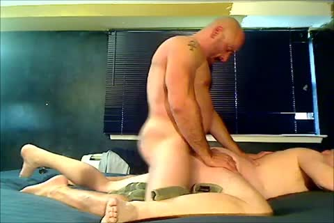 another attractive pound with Troy and Peter