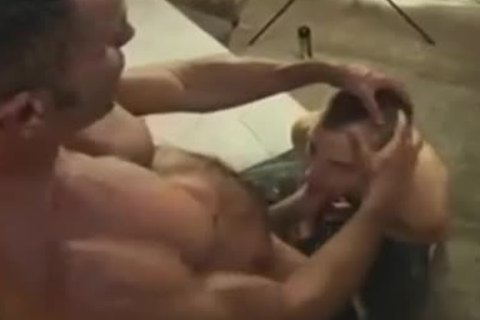 monstrous dick Tears Into Punks throat And BB  gazoo