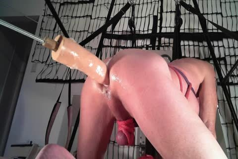 banging Machellone An One sex toy 5