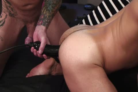guy With hairless bj Is On his Knees deep mouthing Hard cock