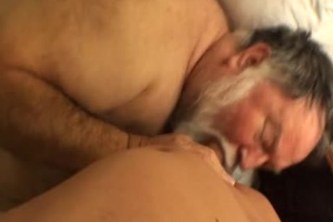 one greater quantity pleasure Play Session With My large Daddy Bear Bud Tbearclev (Tom On Silverdaddies From Ohio).  this fellow Stops By For Some pleasure.  this fellow's Got A Great Furry anal, juicy For nailing And Breeding.