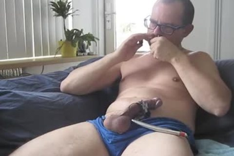 Pissing, Sounding And Estim In My Very older Vintage Cotton Blue Adidas Short. I Was Masturbating For Hours, And Made This Vid Out Of It. Over An Hour Of Masturbating.