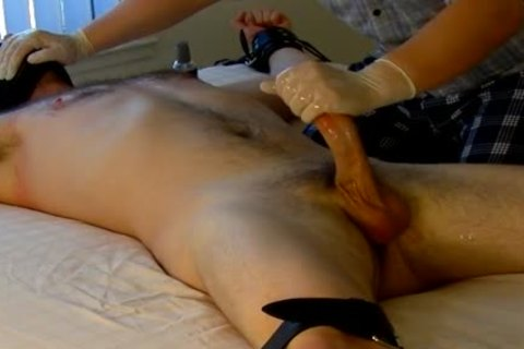 Firefox77788 makes a decision To Put his testicles On The Line. undressed, widen Eagle And fastened Up Securely On The sofa, he Knows His only Way Out Is To cum. he too Knows That His hangman will not Make It easy And Will Abu5e His knob And Balls Fo