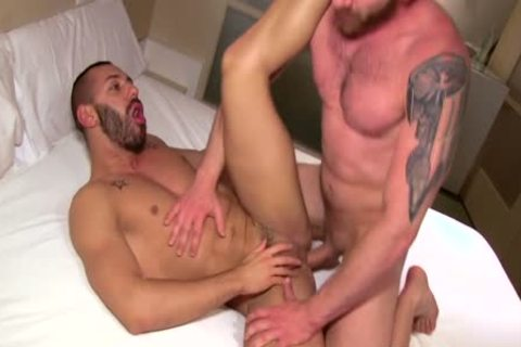 Geoffrey Paine And Italo In A slutty Sodomy Session