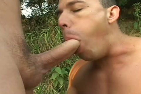 Sodomy In The Woods