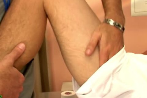 tasty jock receives hammered And came In threesome