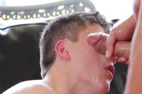 Toned pecker anal try-out At gay Castings