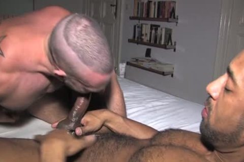 Frederik Berlin Enjoys Jorge Ballantinos butthole