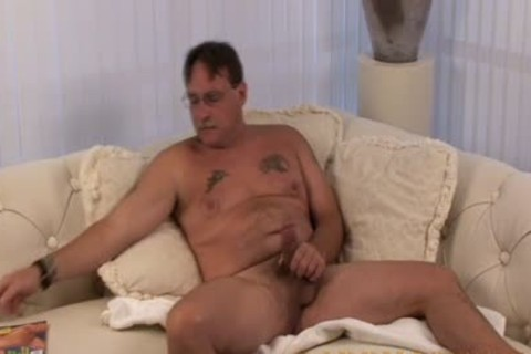 this day Daddy Is Masturbating In The Front Room