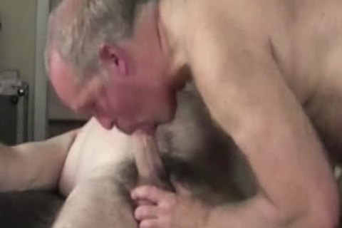 Daddies engulfing And fucking