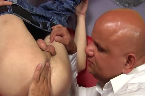 young homosexual Euro booty Toyed