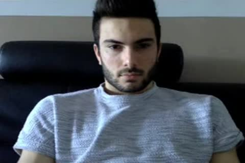 Straight lad From France On Chatroulette