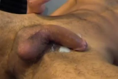 My straight Neighbour Made A Porn: Watch His big weenie acquires Wanked By A lad!