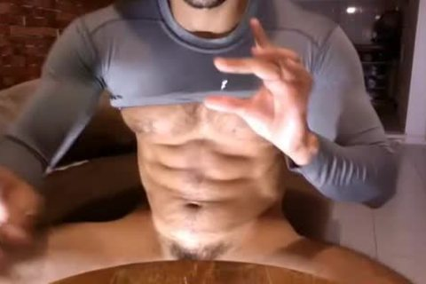 Latin lad Pomised A cum Show And Lied