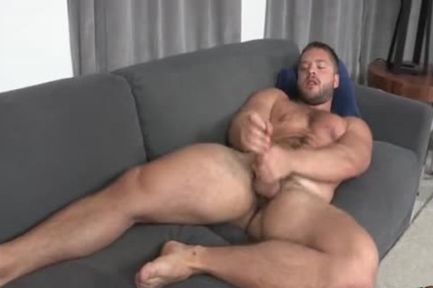 Muscle Brothers arse pounding