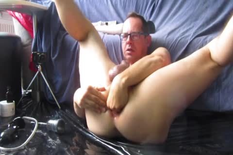 ass Bating With fine toys