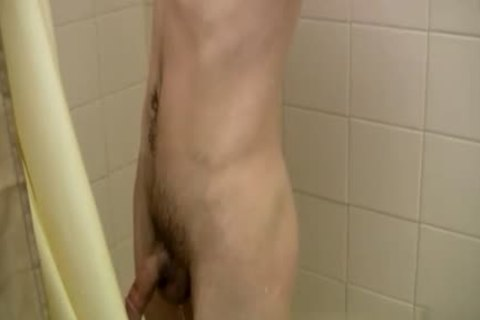 Brother homo Sex Tgp First Time once The Shower Is Over, he