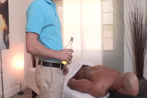 After The Massage I Need A penis