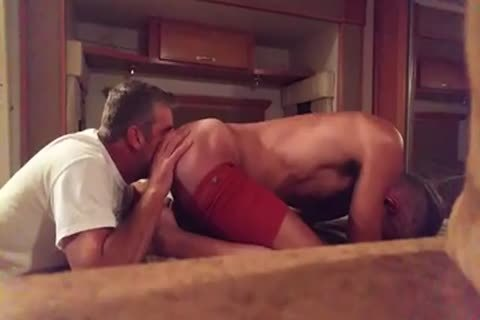 Silver Haired Not Daddy Loads Me Loud Bottom