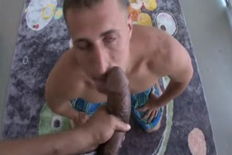 young Daddy pounding