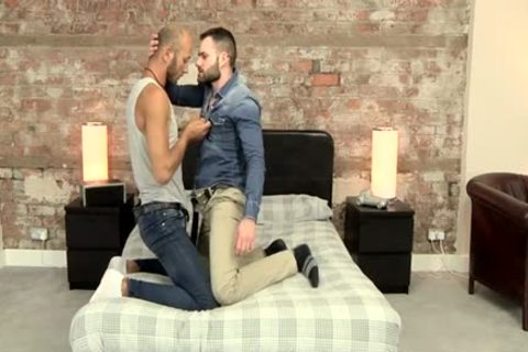 A Real Hungry hardcore plowing - Wolf Rayet & Dominic Arrow