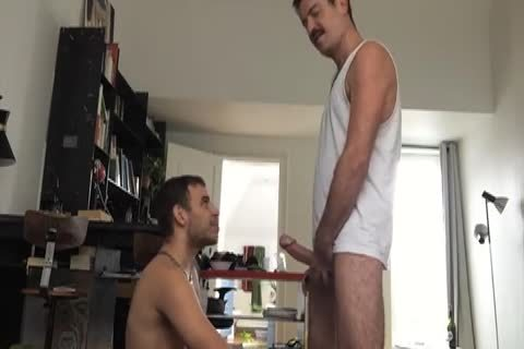 TIERY B. - REFLECTION - Daddy S Masturbe sucking And banging - large ramrod - young older - bushy French amateur - raw - handsome - Erotic - juicy - large Cumshots