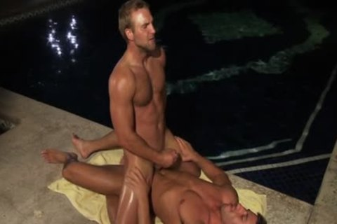 brawny hardcore Muscle Males anal nail hole Poon And get (ones) Tip moist With A Floppy ramrod