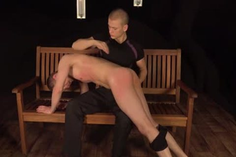 wild homosexual males thrashing And ejaculation
