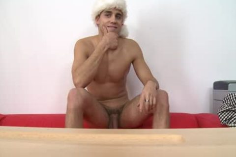 large ramrod Daddy Casting With Facial