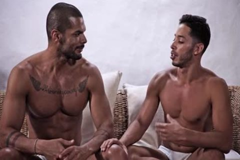 Latin gay butthole sex With cock juice flow