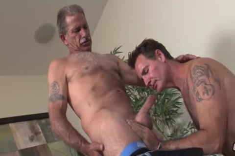 Clint And Marc plow raw