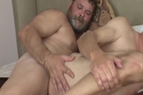 nailing An old daddy bare