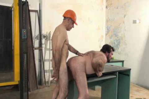 you Will Feel Me deep daddy Worker & Bear