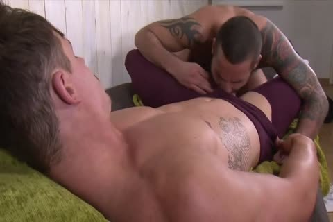 Jonathan Agassi Goes In Nature's Garb