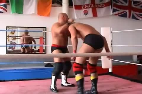 dirty Muscle Wrestling