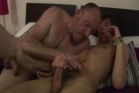MenVsBoys - Balding homosexual nails The arsehole Of A beautiful boy