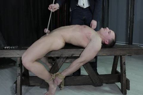 tight boy Ballbusting