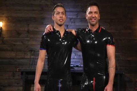 RUBBER PERVERTS AT PLAY