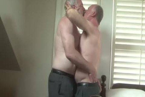 lustful daddy Traigh-man Want To fuck