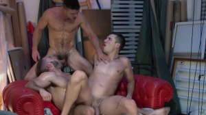 Paranormal - Diego Reyes with Paddy O'Brian ass Hump