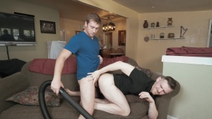 Getting A VJ - Connor Maguire & Jacob Peterson humongous dick pound