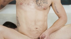 guy, you are in nature's garb - Noah Jones with Jay Austin hairy Sex