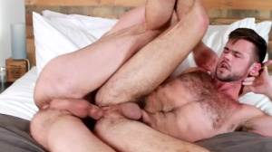 The Apartment - Mike De Marko and Jarec Wentworth butthole Love