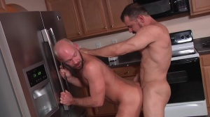 The Straight chap - Mike Tanner with Max Sargent anal poke