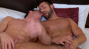 Tender - Jace Tyler & Valentino Medici anal nail