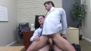 The Office whore two - Mike De Marko & Jimmy Johnson butthole Nail