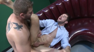 One Night merely - Dean Monroe, Colby Jansen ass Hook up